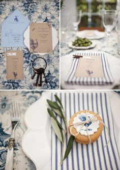 Amazing Table Setting: Rustic with a French Twist...J'Adore! (with pink)
