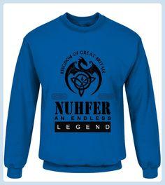 THE LEGEND OF THE NUHFER  (*Partner Link)