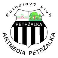 FK Artmedia Petrzalka , football / soccer logo , Slovakia