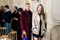 Paris Fashion Week 2018 - My look for @johngallianoofficial Fashion Show 🕊 #ParisFashionWeek 💥#modnerozmowy #ootd #blogger #style #pfw #pfw18  #look #menstyle #boy #streetwear #streetphotography #streetstyle #street #moda #fashion #johngalliano #fashionshow #fall18 #travel #men