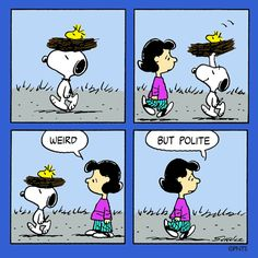 snoopy. lucy.