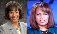 Houston TV anchors' changing hairdos