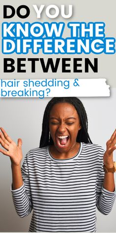 HOW TO STOP HAIR BREAKAGE AND SHEDDING (9 TIPS TO HELP YOU OUT)