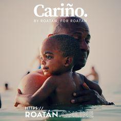 Cariño mío. #roatan #honduras #canon #travel #explore #life #beach #island #outdoors #saltlife https://Roatan.Online