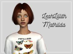 ✨✨✨ Sims 2, Mini, Hair, Strengthen Hair