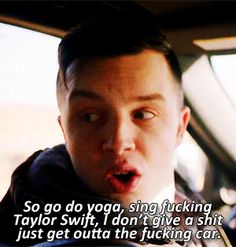 Gallavich | Tumblr
