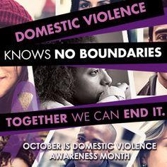 Domestic Violence Knows No Boundaries