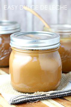 Easy Sous Vide Dulce de Leche Recipe #hamiltonbeachprofessional @target @hamiltonbeach