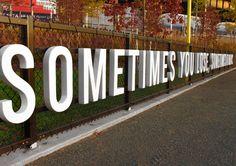 Yankee Stadium typography by Stephen Doyle