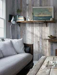 The Life-Changing Magic of Tidying Up by Marie Kondo ༺✿ ☾♡ ♥ ♫ La-la-la Bonne vie ♪ ♥❀ ♢♦ ♡ ❊ ** Have a Nice Day! Estilo Interior, Cafe Interior, Interior Design, Tidying Up Book, Home And Living, Living Room, Tidy Up, Little Houses, Decorating Blogs