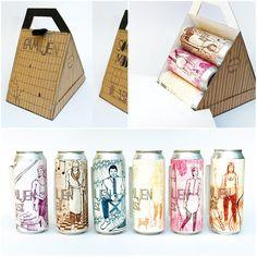 Anders-Jönsson | Esempi di Beer packaging per ispirazione