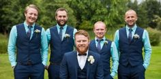 10 suit rules every groom should know
