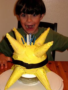 Lego Bionicle Thornax Birthday Cake | Life As Mom