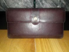 Authentic Etienne Aigner Wallet. Starting at $10 on Tophatter.com!