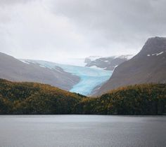 Norway also gets some glaciers. by buchowski