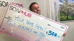 $500 Cash Contest