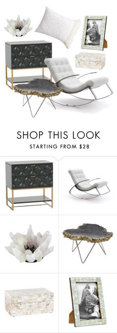 rocky room by dodo85 on Polyvore featuring interior, interiors, interior design, home, home decor, interior decorating, Gabby, Palecek, cupcakes and cashmere and Bradburn Gallery