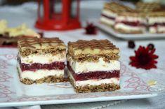 "Prajitura ""pacatul dulce"" | MiremircMiremirc Jacque Pepin, Tiramisu, Cake Recipes, Biscuits, Cheesecake, Goodies, Food And Drink, Ice Cream, Sweets"
