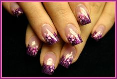 Purple Gel Nail Designs Wonderful stuffs never stops me from reckoning them and at this moment I really enjoying this