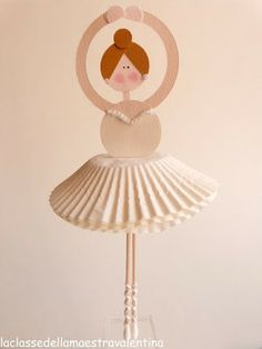 ATELIER CHERRY: Bailarinas recicladas