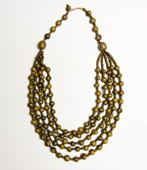 Light Layers Necklace (Earth) #noondaystyle