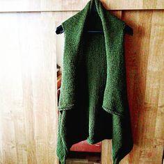 GuliSue / Dámska pletená vesta
