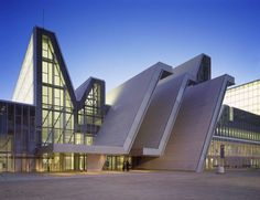 Auditorium And Congress Center Expo 2008 / Nieto Sobejando Arquitectos