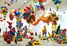 ML Art Source: Wang Qingsong's Happy New Year at Tang Contemporary