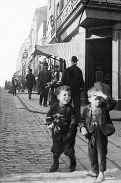 William Henry Street, Liverpool c1895