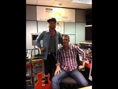 Keith Harkin full interview on Radio Foyle from July 26, 2012  (14:44 includes The Dutchman live)
