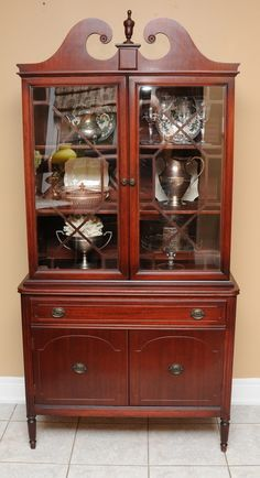 duncan phyfe buffet - Google Search | Great Decorating Ideas ...
