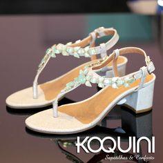 Perfeita para qualquer momento e deliciosa nos pés Compre Online: http://koqu.in/1LMdE4C #koquini #sapatilhas #euquero