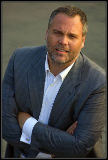 "Vincent D'Onofrio you play the greatest TV cop of all time "" Law & Order Criminal Intent"""