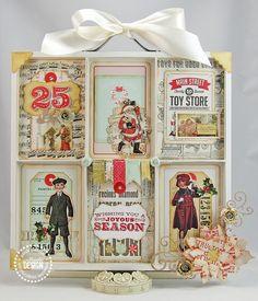 Joyous Season - Scrapbook.com