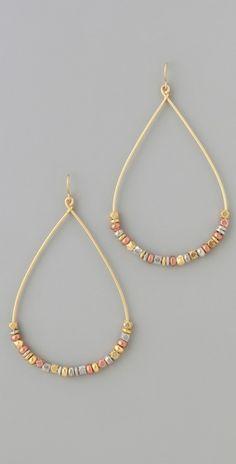 Perfect casual earrings- neutral and versatile! Classic Teardrop Earrings Style #:VMOON40011 €27.17 | $38.00