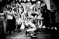 Crazy Legs, president of the Rock Steady Crew | ph: Henry Chalfant