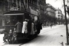 Fotos: Madrid's forgotten trams Best Hotels In Madrid, Foto Madrid, Madrid Travel, Railroad History, Havana Cuba, Old Pictures, Old World, Trip Planning, Barcelona