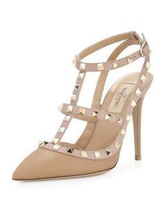 Valentino Rock Stud heel. I am in love.
