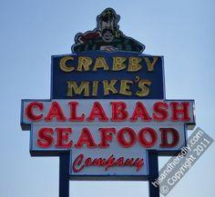 Crabby Mike's Surfside Beach SC