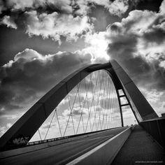 Fehmarn Sound Bridge by antarialus.deviantart.com on @deviantART