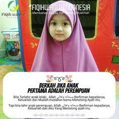 "13.4k Likes, 399 Comments - Majelis Tausiyah Cinta  (@tausiyahcinta_) on Instagram: ""BERKAH JIKA ANAK SULUNG ANDA PEREMPUAN . ""Keberkahan yang paling banyak bila anak itu ialah seorang…"""