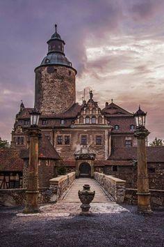 Czocha Castle, Dolny Śląsk, Poland