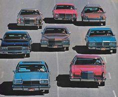 1977 cars