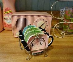 tea bags holder
