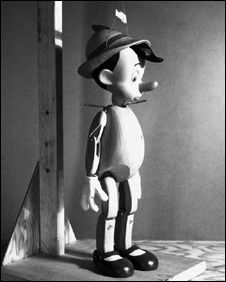 Original Pinocchio