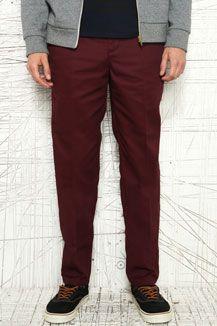 A man needs pants.