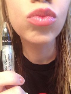 The Best Lip Plumper Around Too faced extreme injections