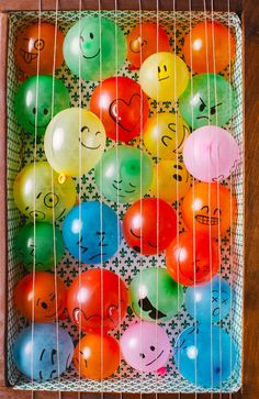 Fill a drawer with balloons instead of clothes - April Fool's Day prank.
