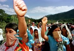 A commune in Chiapas? Mexico and the Zapatista rebellion,