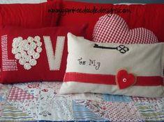 pillows of love